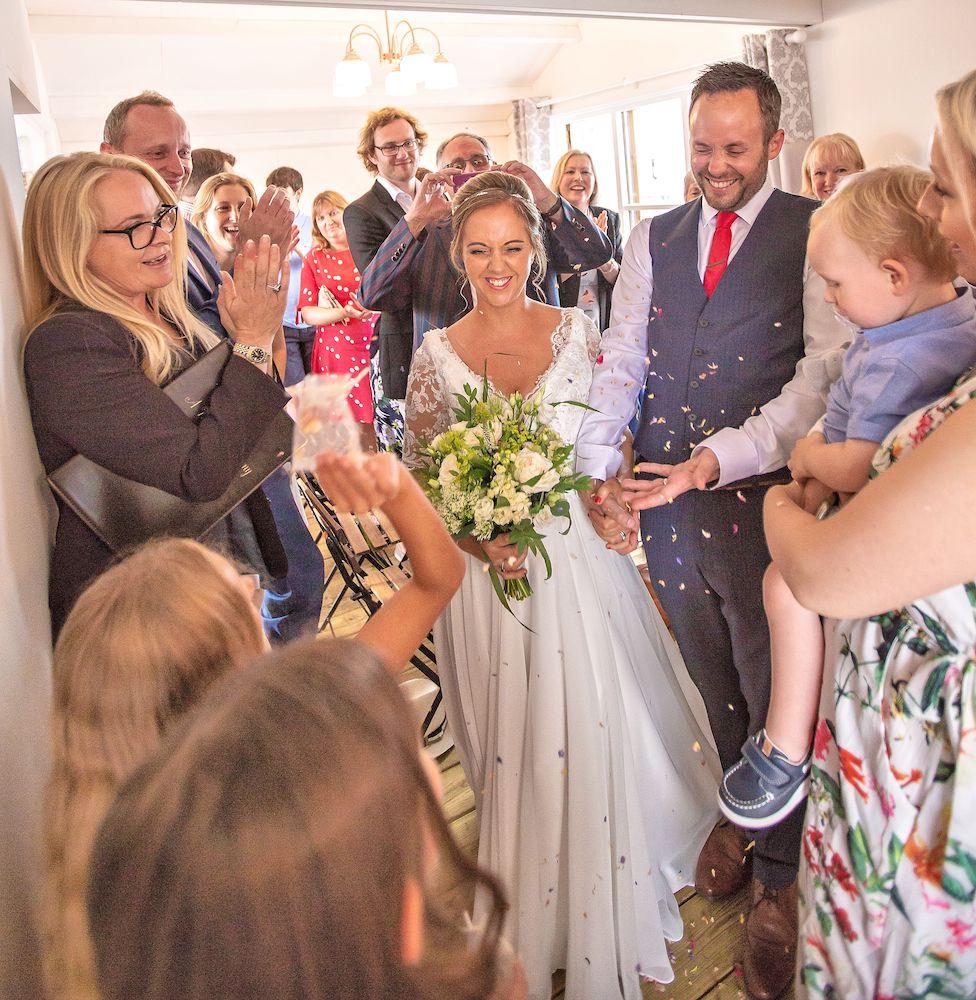 Beach Hut Weddings Home Page