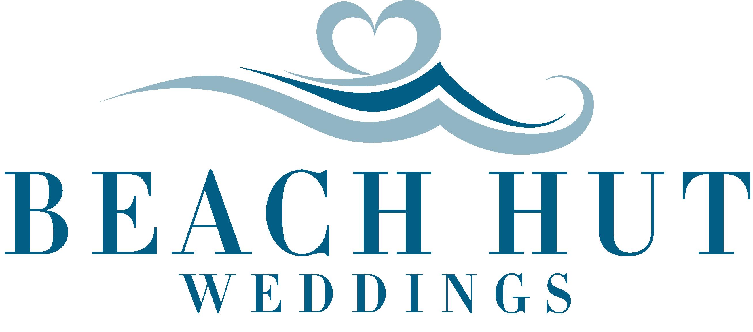 Beach Hut Weddings logo