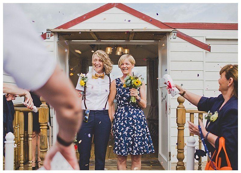 Beach Hut Weddings